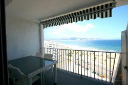 Beautiful one bedroom apartment with spectacular sea views