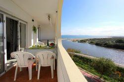 Apartment close to the beach for 4 persons with a wonderful terrace and sea view