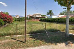 For sale building plot of 740 m2 in optimal Empuriabrava location!